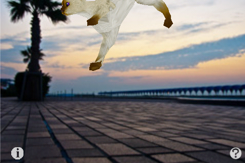 Screenshot Siamese Petting cat 3D REAL